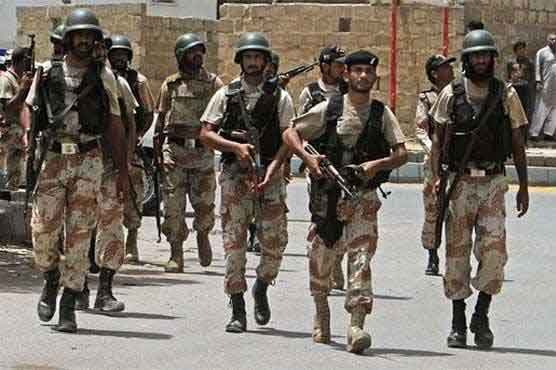 41 suspects arrested during police search operation in Karachi