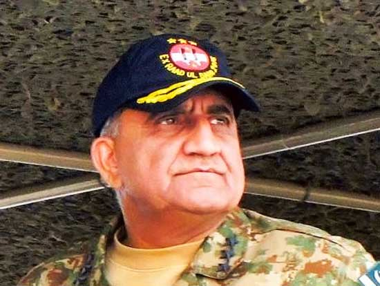 COAS tells top US General Pakistanis feel betrayed over hot US statements