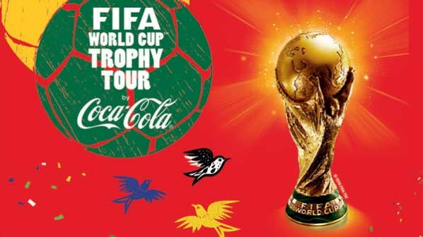 Coca-Cola to bring historic FIFA Cup trophy to Pakistan