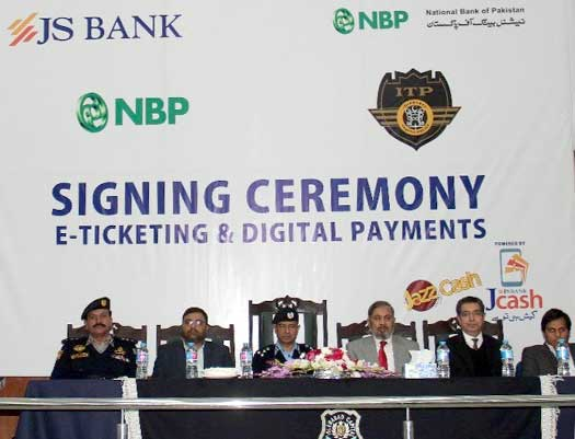 NBP and ITP sign pact for e-challan & other payments