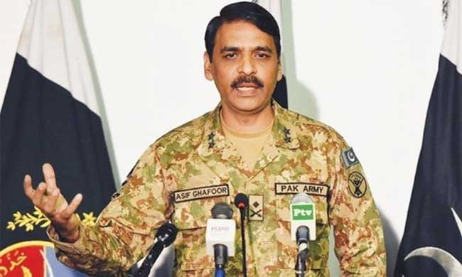 Pakistan's nuclear capability a 'weapon of deterrence': DG ISPR