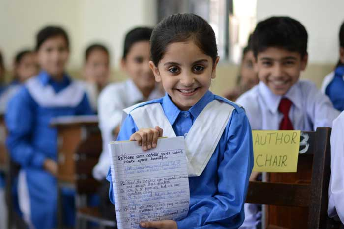Private schools providing quality education in Pak