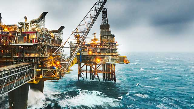 Rise in oil and gas prices leading to higher profits and exploration