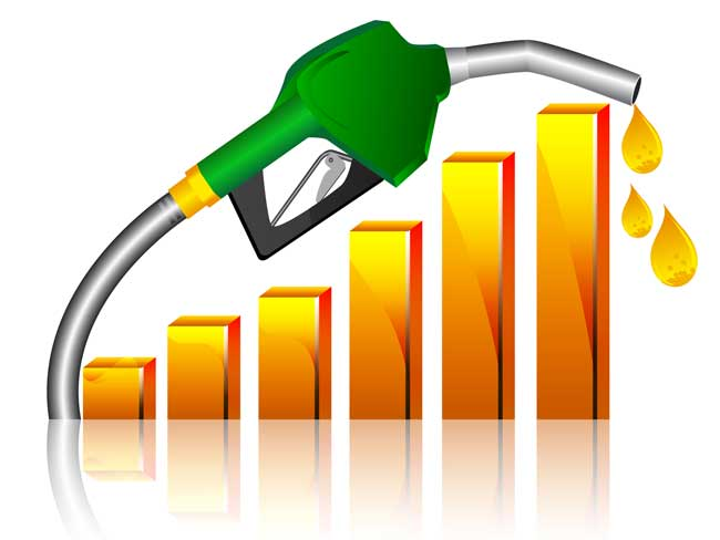 Rising fuel prices will pinch consumers' pockets