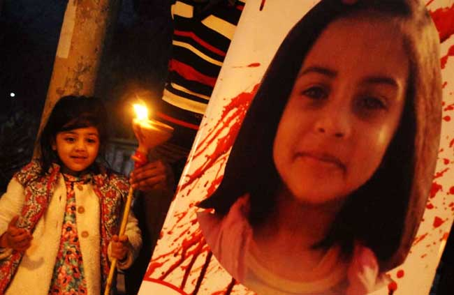 Zainab's killers still at large