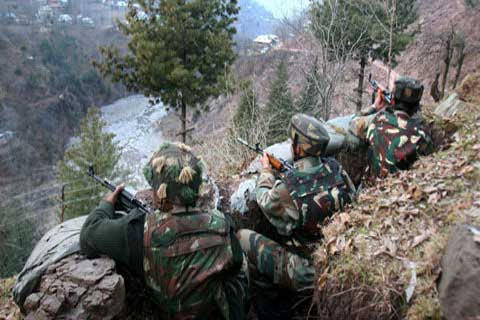 500 people abandon homes near LoC as armies of India and Pak trade fire in Uri