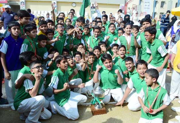 Annual Sports Day at Generation's School