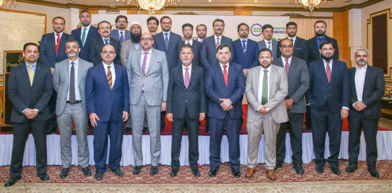 DIBL & ZDC sign agreement for Branchless Banking