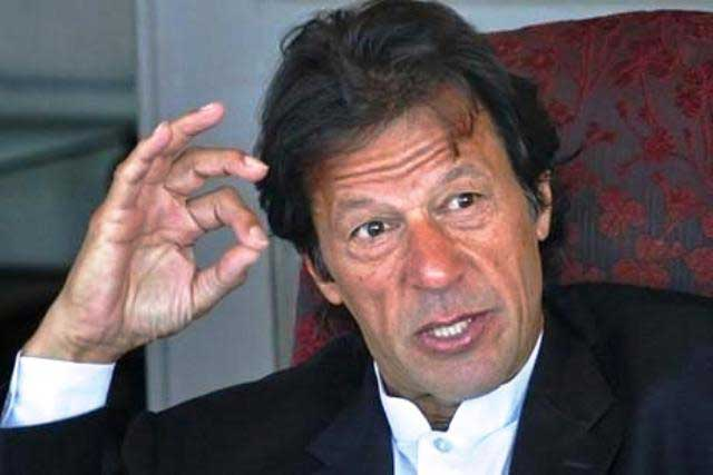 Imran showers praise on KP Police, Rana critical