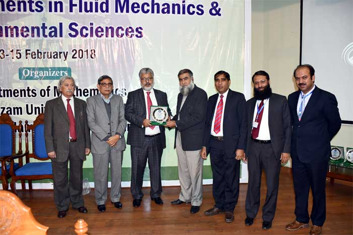 Interdisciplinary research must to deal contemporary issues, says IIUI Rector