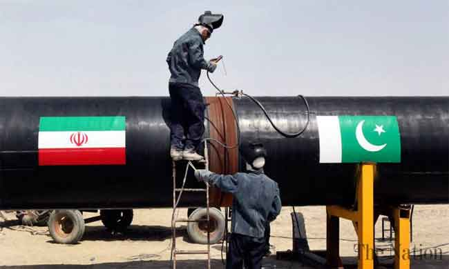 Iran oil ministry mulls legal action against Pakistan