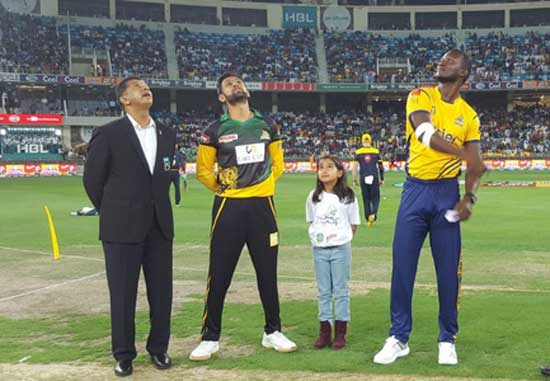 Multan Sultans win toss, opt to bowl first in PSL 3 opener