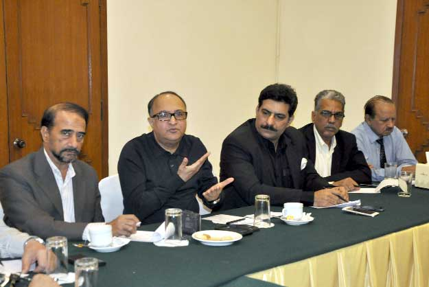 Pak-China Media Corridor (PCMC) should be established: Sarmad Ali