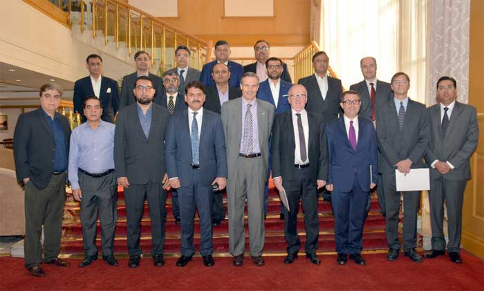 Pak perception urged to attract foreign investment