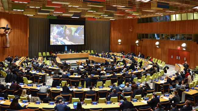 Pakistan urges equitable representation in expanded UNSC