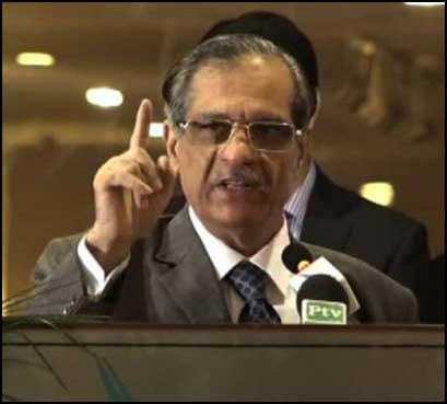 You've been in power for a decade, yet we have to take notice of issues: CJP asks CM
