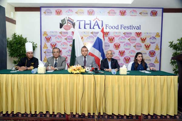 15-day Thai food festival begins at Beach Luxury today