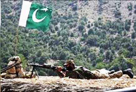 2 FC personnel martyred, 5 injured in attack from across Afghan border