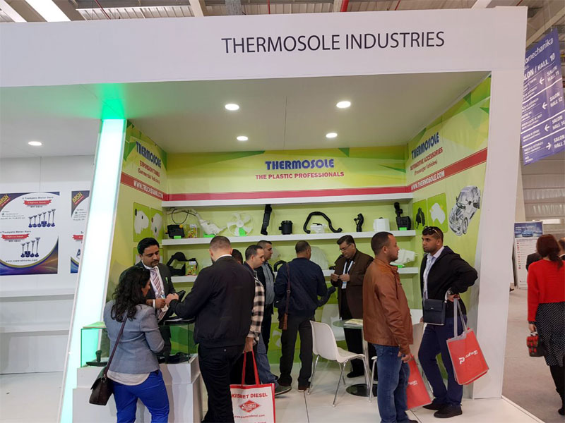 Automechanika 2018 in Istanbul: 45,979 visit the 'Pakistan Pavilion'