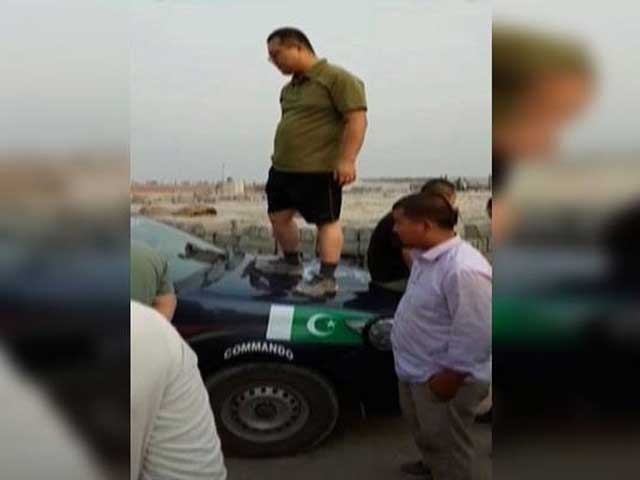 Chinese engineers involved in Khanewal brawl deported