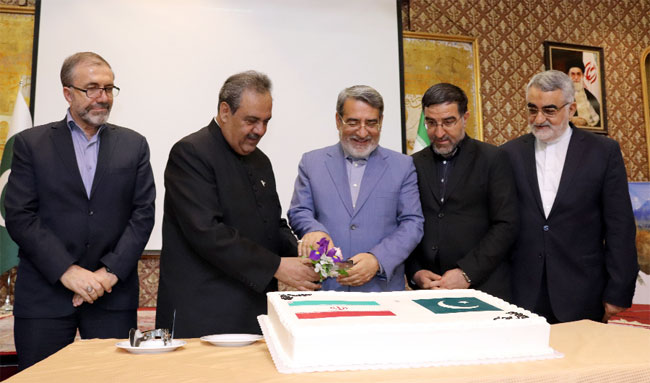 Pakistan National Day reception held in Tehran