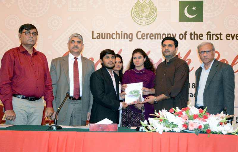 Civil society celebrates launch of Sindh's youth policy