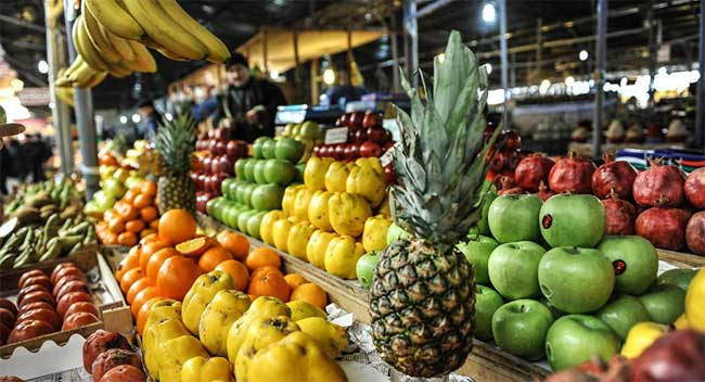 Fruits export up 4.7pc in 10 months