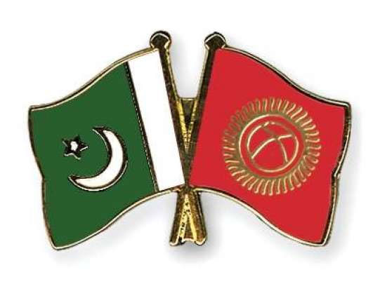 Kyrgyzstan is keen to mend bilateral trade with Pakistan: Erik