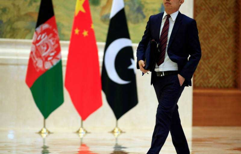 Pak-Afghan consensus may create sound environment for peace: China