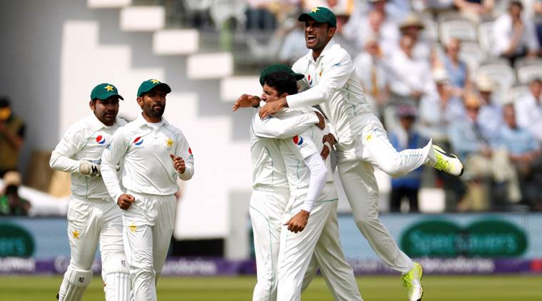 Pakistan score 9-wicket win at Lord's against England