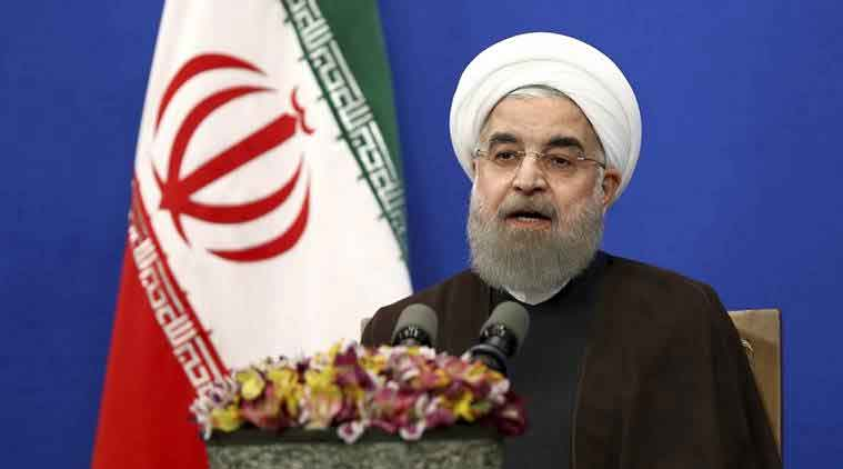 Rouhani says Iran may remain part of nuclear accord