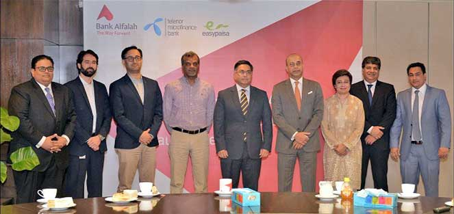 BAFL, Telenor sign MoU for e-commerce venture