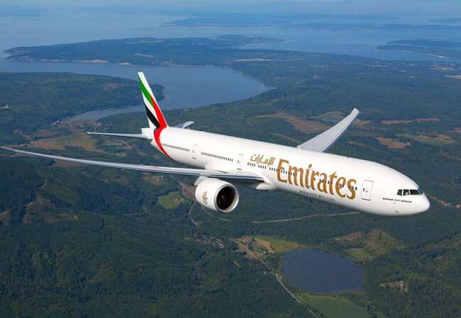 Emirates launches direct flight from Newark to Dubai