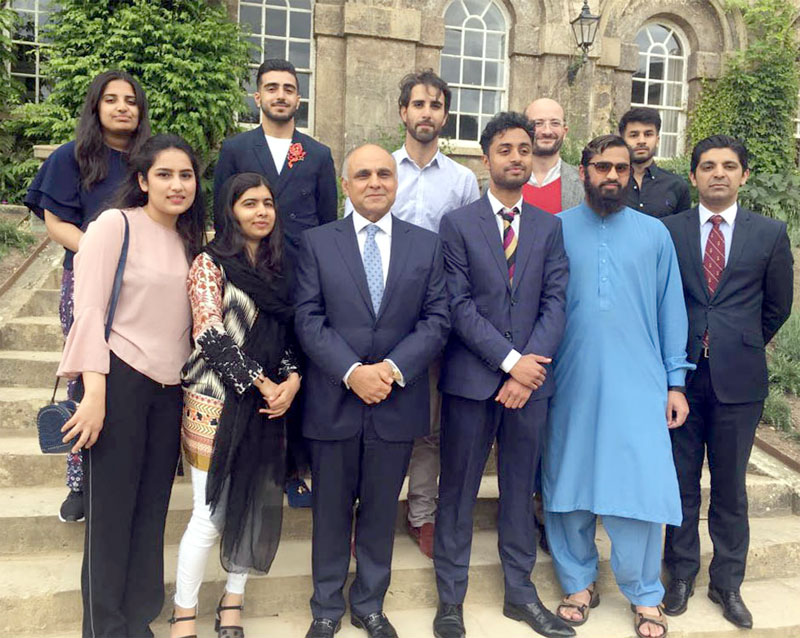 Ibne Abbas calls upon students to benefit from country's opportunities