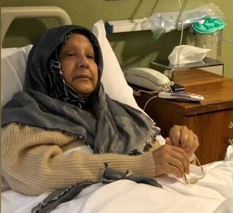 Kulsoom Nawaz placed on ventilator