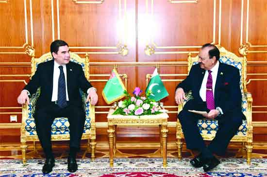 Mamnoon calls for sustained efforts to address water issue