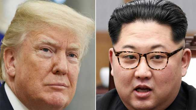Trump and North Korea's Kim in Singapore for historic Tuesday summit