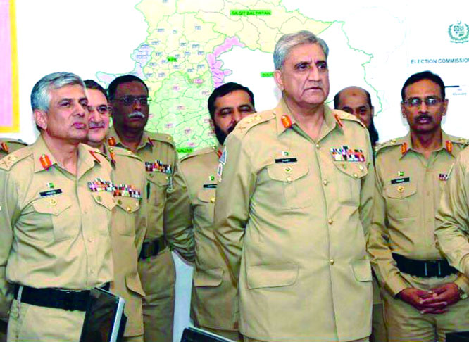 Army to perform duties according to ECP code of conducts: COAS