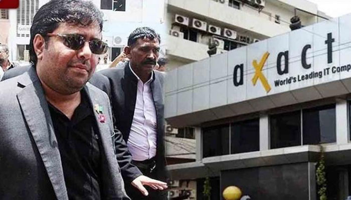 Axact CEO Shoaib Sheikh gets 7-year term in jail