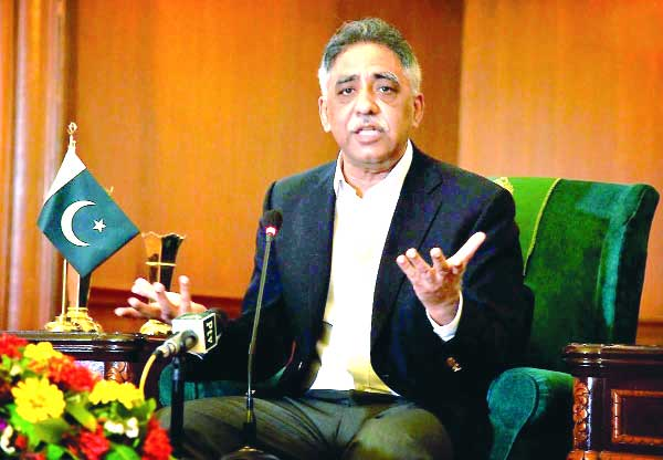 Governor Zubair resigns, criticizes ECP for delay in election results