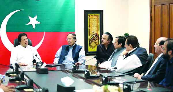 PTI gets support of 168 for NA, 180 for Punjab