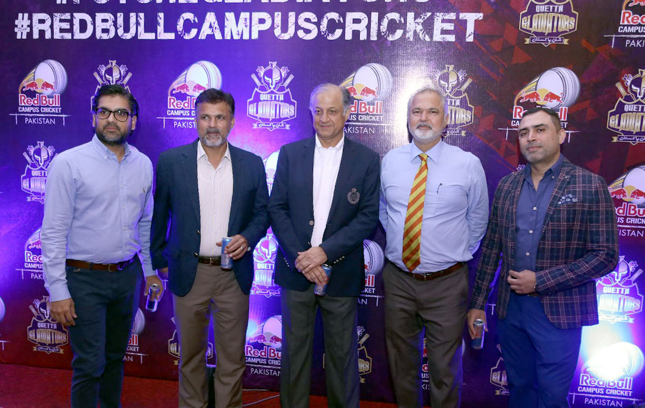 Red Bull Campus Cricket reaching new heights: Nadeem