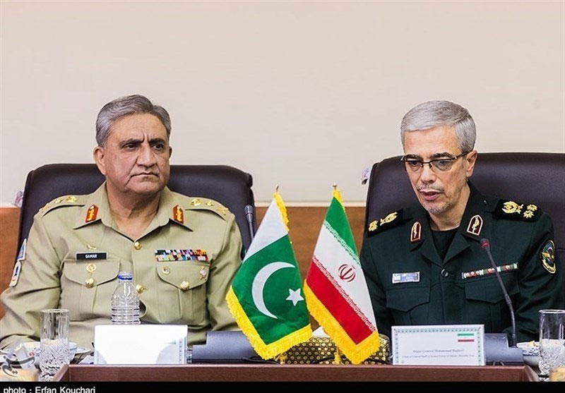 Tehran and Pakistan are seeking to jointly manufacture defence equipment: Baqeri