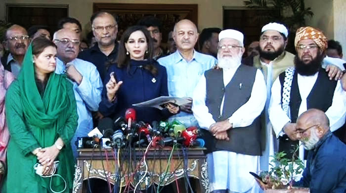 APC not to boycott parliament, vows to give a tough time to PTI-led government