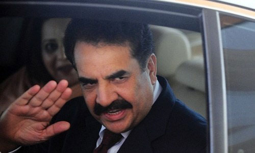 FG did not issue Raheel Sharif's NOC, says AG