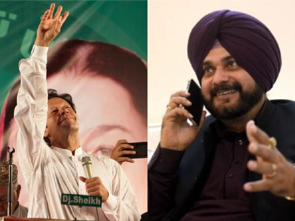 Imran is a man of character, he can be trusted: Navjot Sidhu