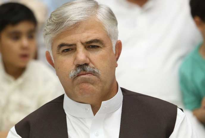 Imran nominates Mehmood Khan as KP's new CM