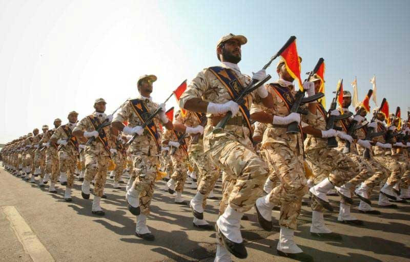 Iran Guards says it held Gulf drills as US tensions rise