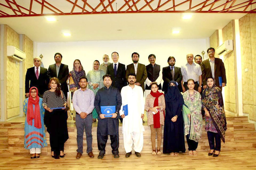 One-week certificate course on SCO successfully ends