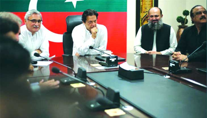 PTI, BAP decide to join hands to form coalition govts in Balochistan, Centre